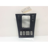 Mercedes CLK320 CLK430 CLK55 center console shifter trim wood bezel 2082670188