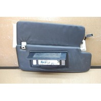 99 00 01 Saab 9-5 Right Sun Visor
