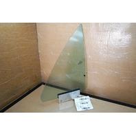 00 01 02 03 04 05 06 Audi Tt Left Door Vent Glass Window