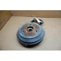 08 09 10 11 12 13 14 Smart Fortwo Left Rear Brake Drum 4514200002