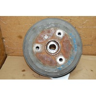 08 09 10 11 12 13 14 Smart Fortwo Brake Drum Left Rear 4514200002