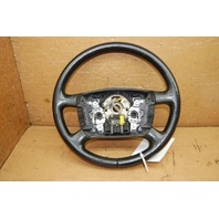 02 03 04 05 Volkswagen Passat Steering Wheel 4 Spoke Multifunction Some Wear