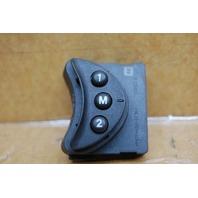 97 98 99 00 01 02 Jaguar Xk8 Seat Memory Switch