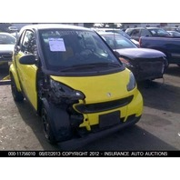 08 09 10 11 12 13 Smart Fortwo Dash End Panel Cap Left 4516800111