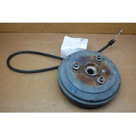 08 09 10 11 12 13 14 Smart Fortwo Brake Drum Right Rear 4514200102