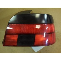 97 98 99 00 Bmw 528I Right Tail Light Tinted