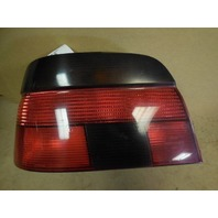 97 98 99 00 Bmw 528I Left Tail Light Tinted