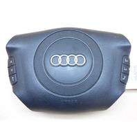 2000 2001 Audi A6 A8 Left Driver 4 Spoke Steering Wheel Air Bag 4B0880201AG