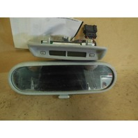 98 99 00 01 Volkswagen Beetle Mirror Inside Rear View Broken Plug