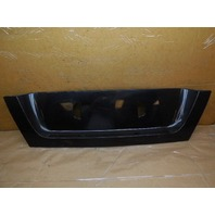 02 03 04 05 Saab 9-5 Trunk License Plate Finish Panel 5283585