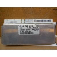 97 Mercedes C230 Abs Control Module 0195454632