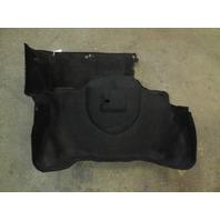 00 01 02 03 04 Porsche Boxster Front Trunk Luggage Liner Carpet 99655105116