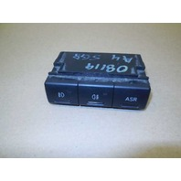 99 00 01 Audi A4 S4 Fog Light Asr Switch 8D0 927 133 B