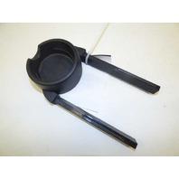 Volkswagen Beetle center console cup holder Black 1C0862531K