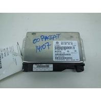 00 01 Passat Transmission Computer Tcu Tcm 8D0 927 156 An