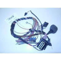 08 09 10 11 12 13 Smart Fortwo Right Quarter Panel Wire Harness Pigtail Cut
