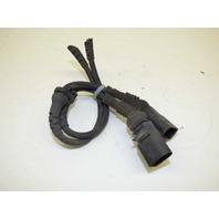 00 01 02 03 04 05 06 Audi Tt Abs Wheel Speed Sensor Plug Cut Pigtail Socket