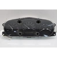 2005 Jaguar XJR Speedo Speedometer Instrument Cluster 2w9f10849