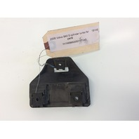 05 06 07 Volvo S40 rear bumper lower valance clip bracket support 30676198