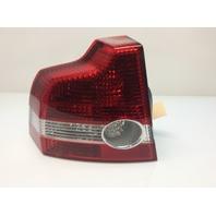 05 06 07 Volvo S40 left rear tail light lamp passenger 30698345