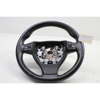 2010 2011 2012 BMW 750i Multifunction Leather Sport Steering Wheel 32336790891