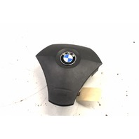 2005 BMW 530i E60 E61 Driver Steering Wheel Air Bag 32346776425