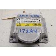 2012 2013 BMW 528i 535i 550i Impact Crash Sensor Airbag Module ICM 34526857314