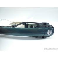 00 01 02 03 04 05 06 Audi Tt Door Handle Right Passenger Lock Green 3B0837207