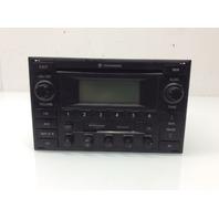 2004 2005 2006 2007 2008 2009 Volkswagen Jetta AM FM CD Cassette Monsoon Radio