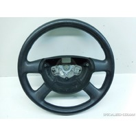 06 07 Volkswagen Passat 4 spoke steering wheel black 3C0419091