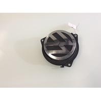 Volkswagen Passat Jetta Eos trunk lid emblem handle 3C5827469E