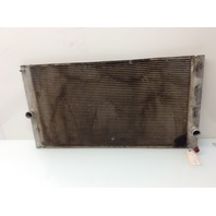 05 06 07 Volvo S40 V50 radiator 36000211 bent but holds fluids no leaks