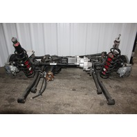 2016 Jeep Wrangler Rubicon front axle assembly Dana complete with sway bar