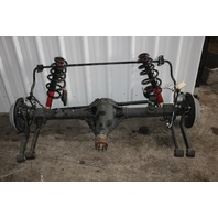 2016 Jeep Wrangler Rubicon rear axle assembly Dana complete with sway bar