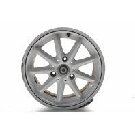 2015 2016 Smart ForTwo Rear Wheel Alloy Rim White A4514011502