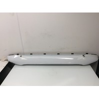 2008 2009 2010 - 2014 2015 Smart Fortwo Rear Bumper Lower Exhaust Valance Cover
