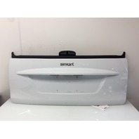 2008 2009 2010 2011 2012 2013 2014 2015 Smart Fortwo lower trunk lid complete
