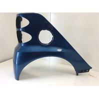 08 09 10 11 12 13 14 Smart Fortwo right rear fender blue 4518820201