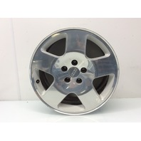 2001 - 2004 Audi A6 S6 17 x 8 Inch 5 Spoke Chrome Wheel 4B3601025P Scratches