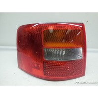 99 00 01 Audi A6 Allroad Left Driver Tail Light Scratched Lens 4B9945095C