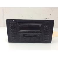 2001 2002 2003 Audi S8 AM FM Cassette CD Radio Tuner 4D0035195A