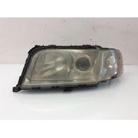 2000 2001 - 2003 Audi A8 Quattro Left Xenon HID Headlight 4D0941003BE Broke Tabs