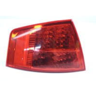 Audi A8 S8 Rear Left Tail Light Chipped Lens 4E0945095D