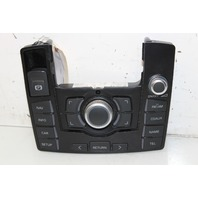2007 2008 - 2010 2011 Audi A6 S6 Multimedia Interface Control Switch 4F1919611N