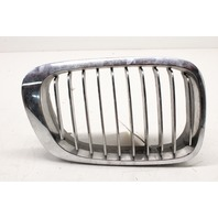 BMW 323i 325i 328i 330i M3 Right Passenger Chrome Kidney Grille 51138208672