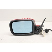 2001 2002 2003 2004 BMW 325i 330i Left Driver Side View Mirror Red  51167003449