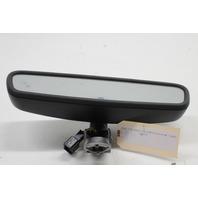 2008 BMW 135i Rear View Mirror Black 51169151852