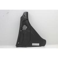 2011 BMW 550i Right Passenger Cowl Vent Panel 51716987605