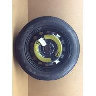 2012 2013 2014 2015 Volkswagen Beetle spare tire wheel 16x3 5C0601027B