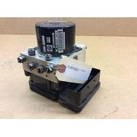 2013 Volkswagen Beetle abs pump anti lock brake 5C0614517D